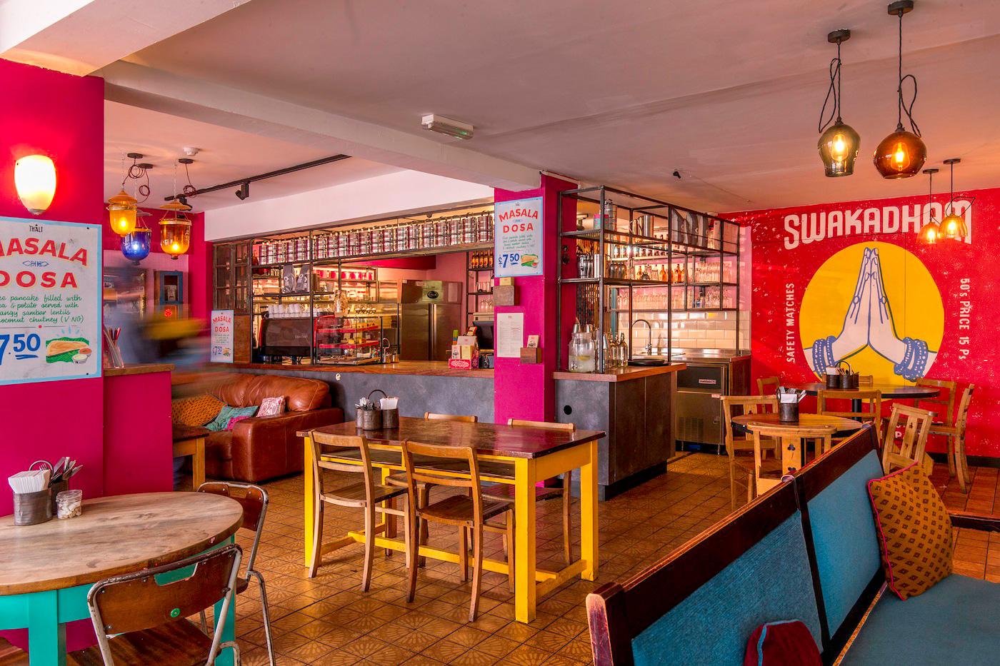 Thali Cafe Easton Menu